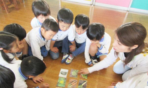 0・1・2歳児担当制、流れる日課、3・4・5歳児設定保育